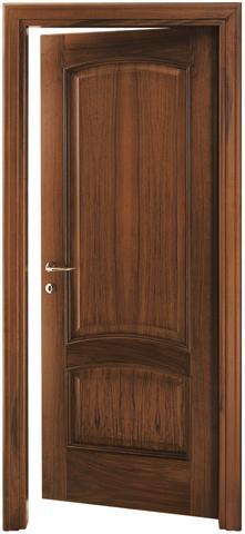 Массив с филенками D7 - Двери деревянные