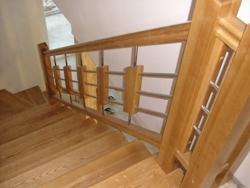 K6 деревянная лестница - Лестницы
