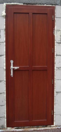 Наружная дверь AD3 - Входные двери