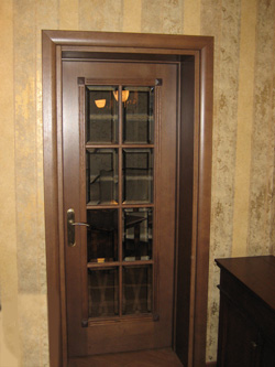 Дубовые двери D1 - Двери деревянные