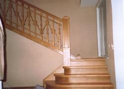 K12 деревянная лестница - Лестницы