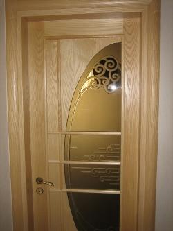 D11 - Двери деревянные