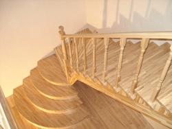 K9 деревянная лестница - Лестницы