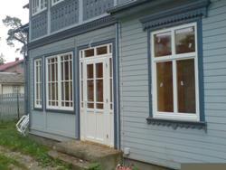 L8 окна - ОКНА деревянные