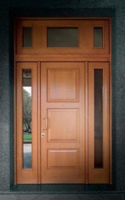 Наружная дверь AD17 - Входные двери