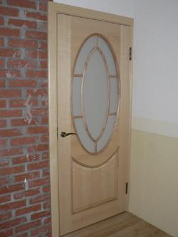 Межкомнатная дверь D33 - Двери деревянные