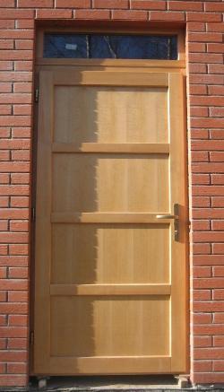 Наружная дверь AD7 - Входные двери